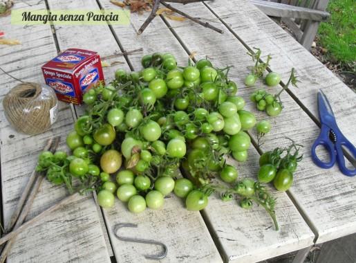 """il """"piennolo"""" di pomodorini, diario di una dieta - Giorno 422, Mangia senza Pancia"""
