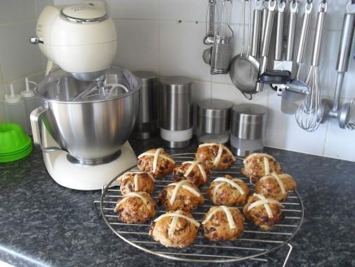 i miei hot cross buns, diario di una dieta - Giorno 465, Mangia senza Pancia