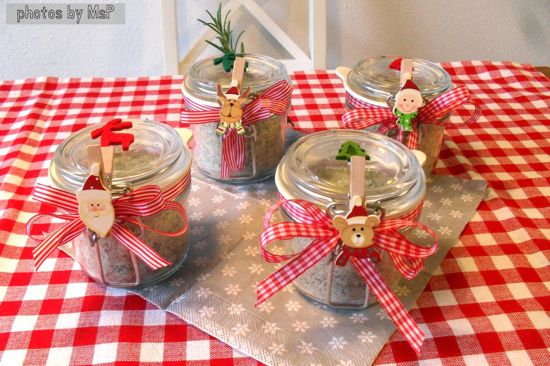 Sale aromatizzato alle erbe senza cottura anche come idea regalo - Ikea barattoli cucina ...