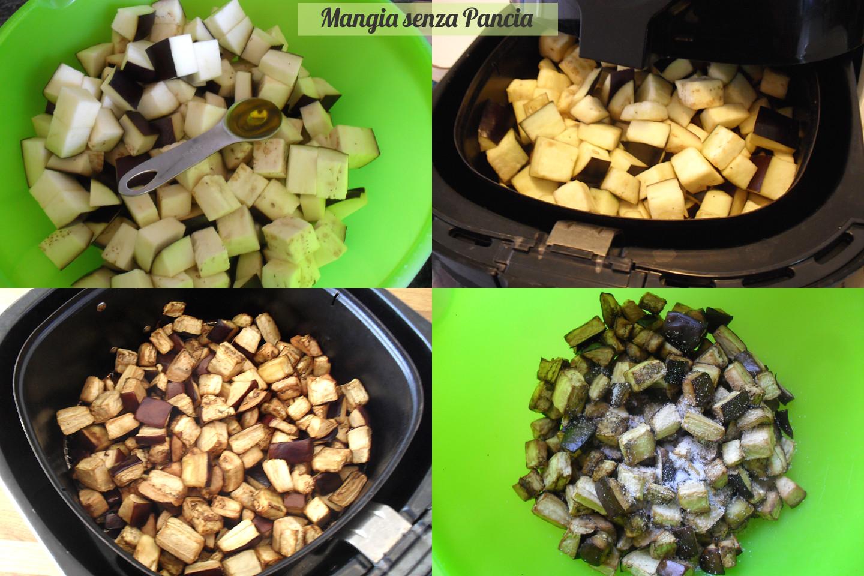 Favorito Melanzane a funghetto non fritte - Mangia senza Pancia YA67