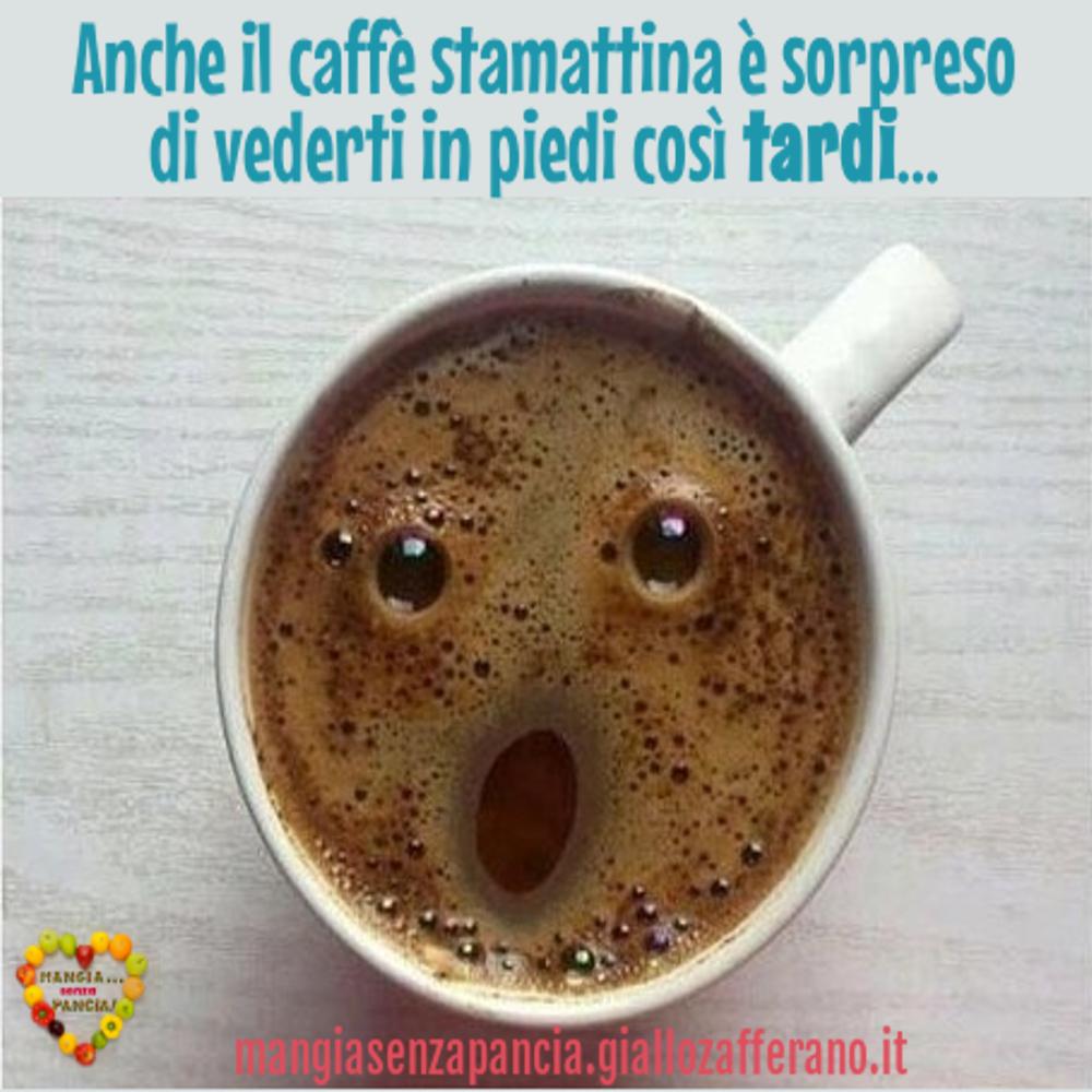 caffè sorpreso tardi, oltre la dieta: il diario - 19 febbraio 2014, Mangia senza Pancia
