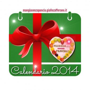 Calendario 2014, oltre la dieta: il diario - 24 dicembre 2013, Mangia senza Pancia