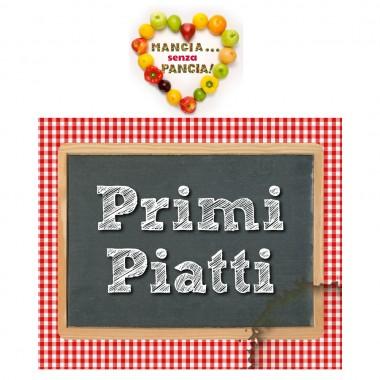 Primi piatti light, con punti WW Propoints, oltre la dieta: il diario - 10 dicembre 2013, Mangia senza Pancia