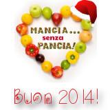 buon 2014, oltre la dieta: il diario - 31 dicembre 2013, Mangia senza Pancia