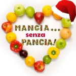 msp logo xmas, Dolci leggeri per Natale e feste 2014, Mangia senza Pancia