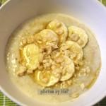 porridge cremoso, oltre la dieta: il diario - 19 dicembre 2013, Mangia senza Pancia
