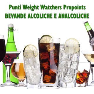 Punti Weight Watchers Bevande, Mangia senza Pancia
