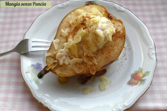 Pere ripiene sfiziose, ricetta leggera, oltre la dieta: il diario - 26 gennaio 2014, Mangia senza Pancia