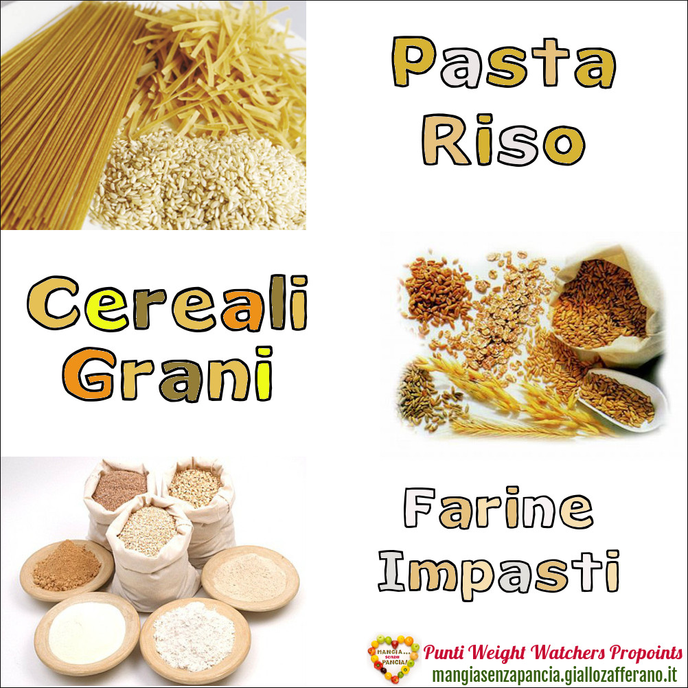 Punti Weight Watchers Pasta Riso Cereali Farina, oltre la dieta: il diario - 2 febbraio 2014, Mangia senza Pancia