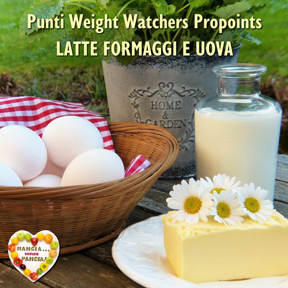 dieta senza latte e formaggi