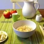 porridge cremoso, oltre la dieta: il diario - 16 gennaio 2014, Mangia senza Pancia