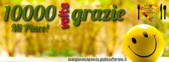10000 grazie fb, oltre la dieta: il diario - 24 febbraio 2014, Mangia senza Pancia