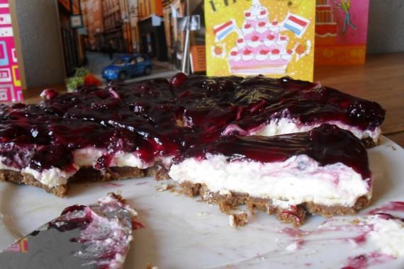 mega-sgarro cheesecake, oltre la dieta: il diario - 3 febbraio 2014, Mangia senza Pancia