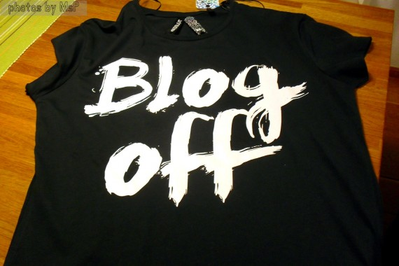 T-Shirt Blog Off, oltre la dieta: il diario - 14 febbraio 2014, Mangia senza Pancia