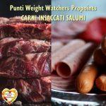 Punti Weight Watchers Carne e Salumi, Mangia senza Pancia