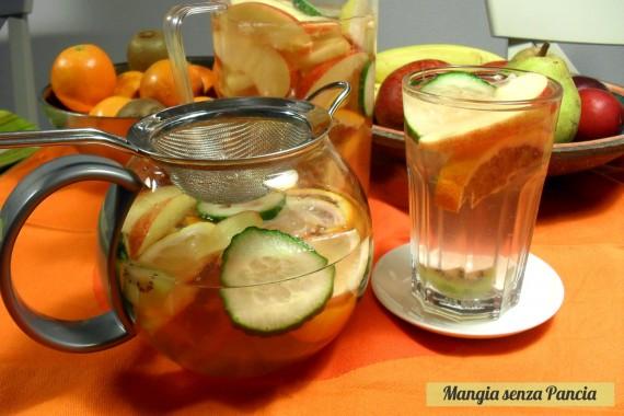 Bevanda depurativa alla frutta invernale, oltre la dieta: il diario - 14 febbraio 2014, Mangia senza Pancia