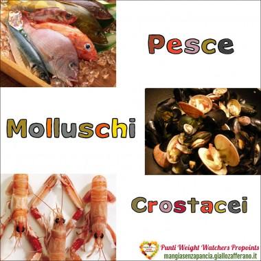 Punti Weight Watchers Pesce Molluschi Crostacei, oltre la dieta: il diario - 21 febbraio 2014, Mangia senza Pancia