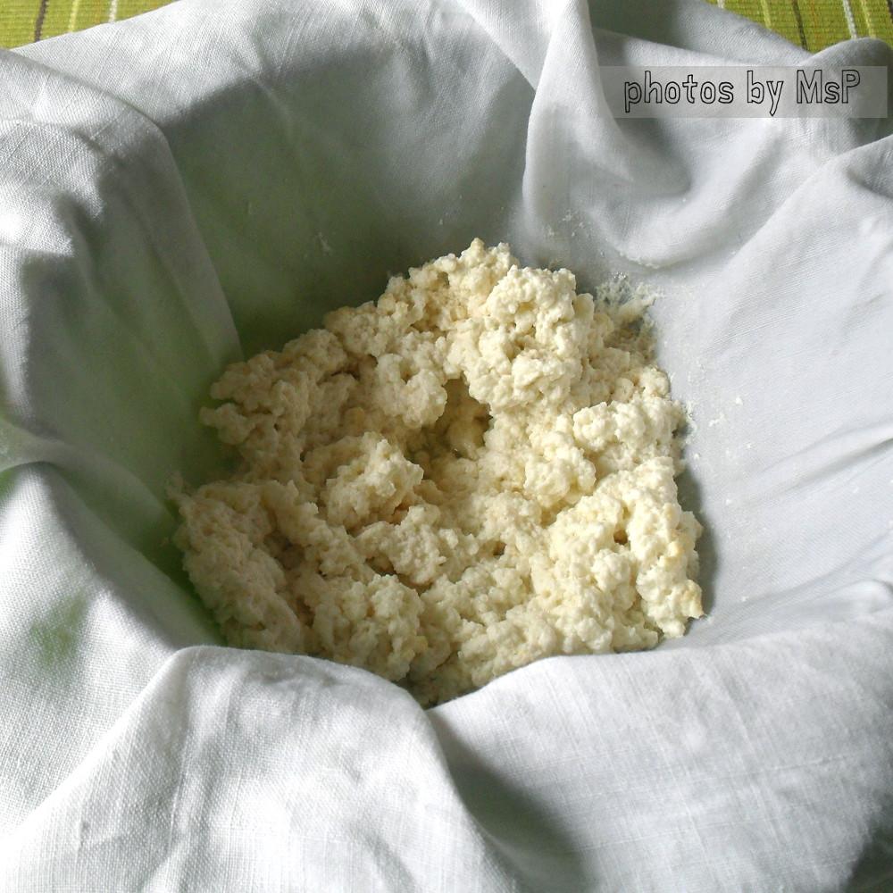Fiocchi di latte magro, ricetta base