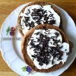 mousse ricotta e codette di cioccolato, oltre la dieta: il diario - 19 febbraio 2014, Mangia senza Pancia
