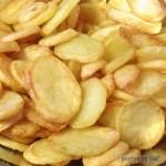 Patatine croccanti al forno, oltre la dieta: il diario - 26 febbraio 2014, Mangia senza Pancia