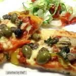 Pizza peperoni e olive, oltre la dieta: il diario - 16 febbraio 2014, Mangia senza Pancia
