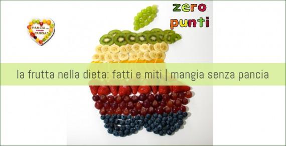 Punti Weight Watchers Frutta Noci e Semi, Mangia senza Pancia