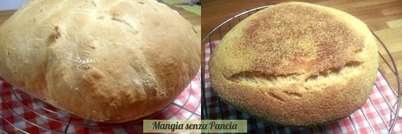 Pane fatto in casa con pasta madre, Mangia senza Pancia