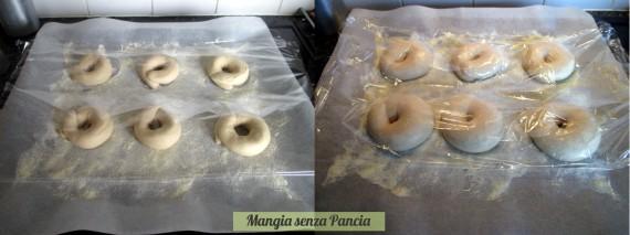 Bagel con pasta madre senza uova, Mangia senza Pancia