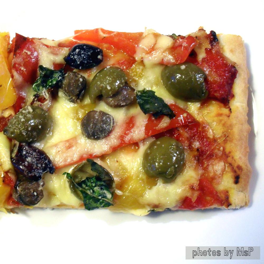 Pizza peperoni e olive, oltre la dieta: il diario - 30 marzo 2014, Mangia senza Pancia