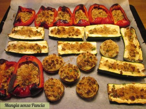 Verdure gratinate light, oltre la dieta: il diario - 12 marzo 2014, Mangia senza Pancia