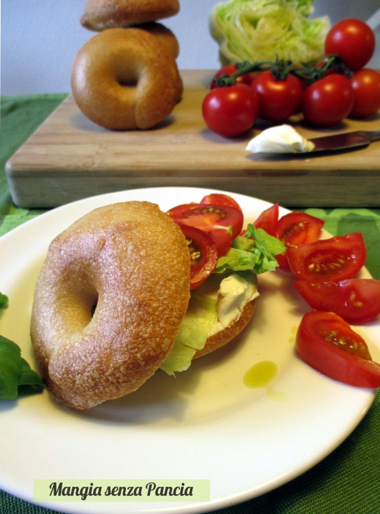 bagels, oltre la dieta: il diario - 18 marzo 2014, Mangia senza Pancia