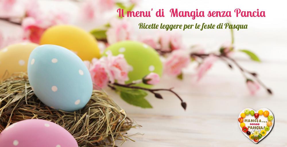 Menù di Pasqua leggero