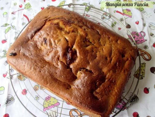 Torta variegata con crema al cioccolato senza grassi, Mangia senza Pancia