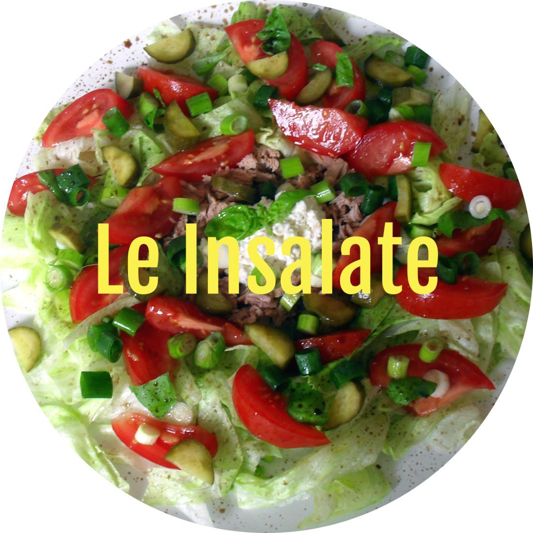 Ricette con Insalate