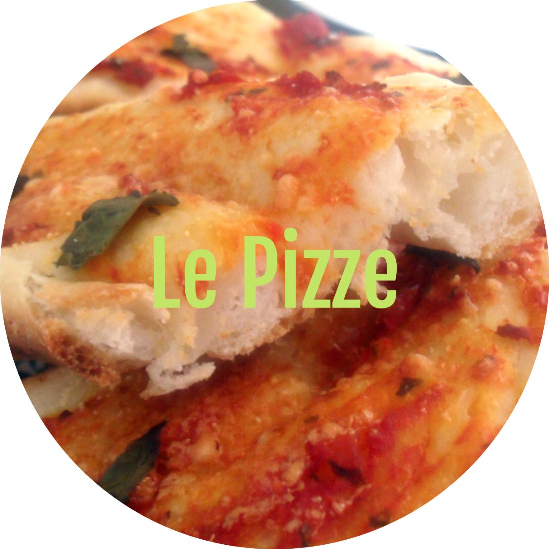 Ricette con Pizze