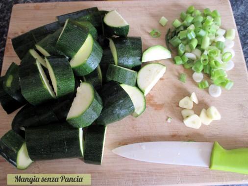 Passato di zucchine cremoso, Mangia senza Pancia