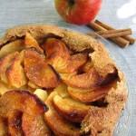 Crostata di mele rustica: la galette, Dolci leggeri per Natale e feste 2014, Mangia senza Pancia