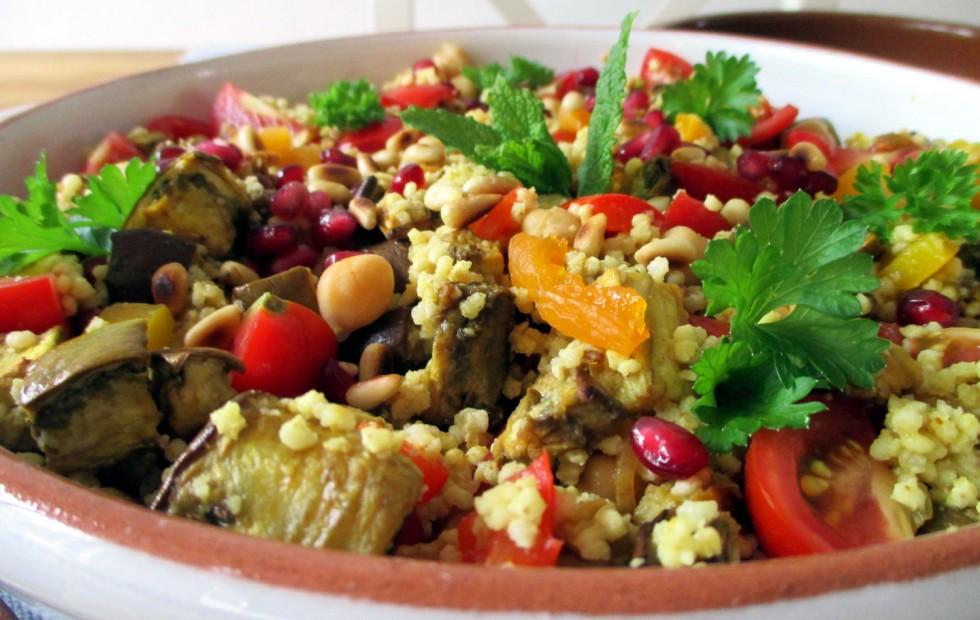 Miglio con verdure all'orientale, Mangia senza Pancia