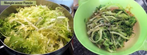 Scarola olive e capperi, Mangia senza Pancia