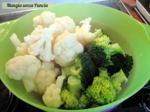 Broccoli e cavolfiore al curry, Mangia senza Pancia