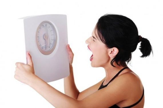 Al punto in un mese è possibile perdere il peso