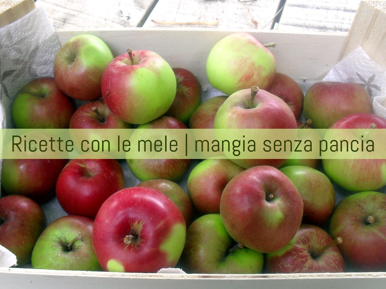 Ricette light con mele, dolci e salate, Mangia senza Pancia
