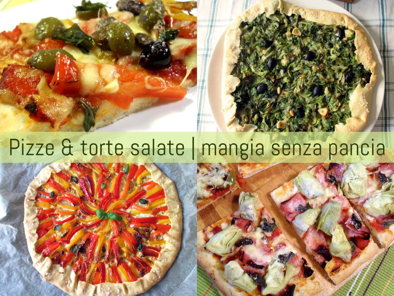 Pizze e torte salate light, Mangia senza Pancia