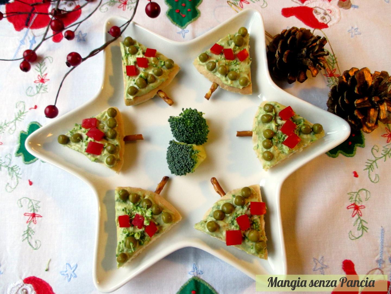 Antipasti Alberelli Di Natale.Antipasti E Primi Leggeri Natale E Feste 2014 Mangia Senza Pancia