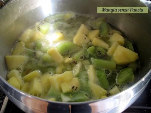 Composta di kiwi al limone