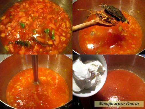 Vellutata di pomodori leggera, Mangia senza Pancia