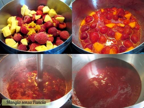 Composta di fragole agli agrumi, Mangia senza Pancia
