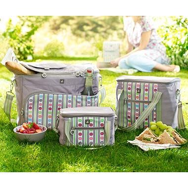 Ricette da picnic e da asporto leggere, borse termiche, Mangia senza Pancia