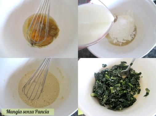Frittelle di verdura non fritte, Mangia senza Pancia