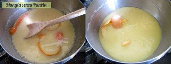 Crema all'arancia vegan, Mangia senza Pancia